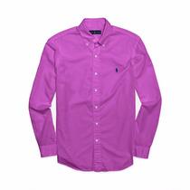 Camisa Social Polo Ralph Lauren Tamanho M / M Nova Original