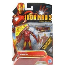 Juguete Iron Man 2 Película 4 Pulgadas Figura De Acción - I