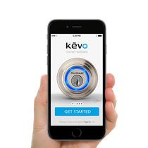 Cerradura Electrónica Kevo Con Bluetooth - Niquel - Kwikset