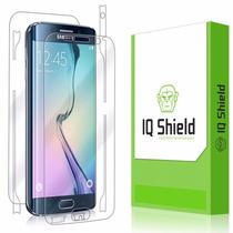 Micas Trasera Delantera Iq Shield Samsung Galaxy S6 Edge
