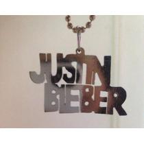 Collar Justin Bieber