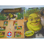 Shrek Para Sempre Álbum C/ 78 Figurinhas Coladas Compre Já