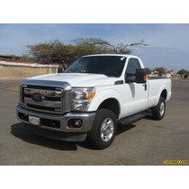 Ford F-250 Cabina Regular Xl 4x4 - Automatico