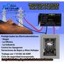 Protector De Voltaje Electrico Celistronic Casa