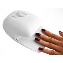 Secador De Esmalte De Unhas Pés E Mãos Portátil Nail Dryer