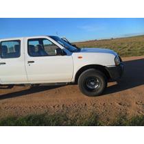 Camioneta Nissan Frontier Año 2011
