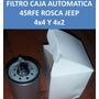 Filtro Caja Automática Jeep 45rfe Rosca