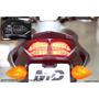 Luz Integrada Yamaha Fz8 2011 2013 Motodynamic Demon Motos