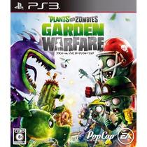 Plants Vs Zombies Garden Warfare Ps3 - Rasec