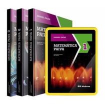 Matemática Paiva De Manoel Paiva Vol 1 E 2 Ensino Médio