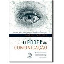 Livro - Poder Da Comunicação, O - Manuel Castells - Novo