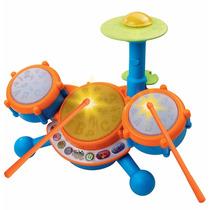 Bateria Set De Percusión Para Niños Vtech Kidibeats Dgv