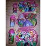 Lonchera Termica Princesa Sofia Frozen Mickey Minnie Jake