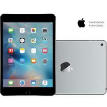 Oferta Tablet Apple Ipad Mini 4 + Nf-e Tela Retina S/ Juros