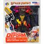 Robot Space Mech Deform Con Sonido Y Luz!!