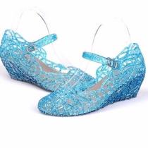Balerinas Zapatos Frozen Elsa Cenicienta Tallas 28 29 30
