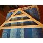 Telar De Madera Ajustable Triángulo