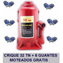 Crique Hidraulico Tipo Botella 32tn Oferta Reforzado Oferta
