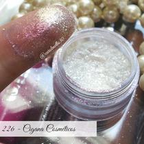 Asa De Borboleta Glitter Cigana 226 - Violet Iris 3d