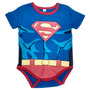 Body Mameluco Niños Bebé Superman
