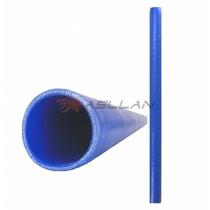 Mangueira De Silicone Azul 1 1/4 X 1 Metro - Cód.1046