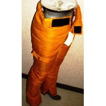 Pantalon Viento Montaña Nieve Asislante Frio Y Repelente