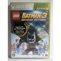 Lego Batman 3 - Jogo Infantil Xbox 360 - Novo Lacrado