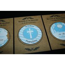 Souvenirs Pin Iman Para Bautismo Personalizados !!
