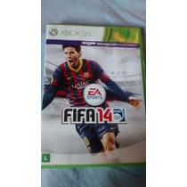 Fifa 14 Original Xbox 360