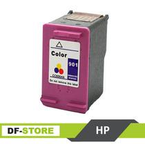 Cartucho Hp 901 Xl Color Compatible Nuevo Sellados Garantia