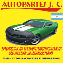 Fundas Cubre Asientos Citroen C3 Tela Fantasia
