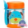 Pote Térmico Zoo Cachorro 325ml Infantil Bebê - Skip Hop