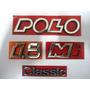 Kit Emblema Polo Classic 1.8 Mi 91 92 93 94 95 96 97