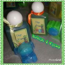 Gel Antibacterial Y Figura Safari Recuerdos Baby Shower