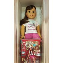 Remato American Girl Grace (la Muñeca Del Año) Original New