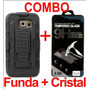 Combo Protector Uso Rudo Resistente Y Mica Glass Nokia 435<br><strong class='ch-price reputation-tooltip-price'>$ 399<sup>00</sup></strong>