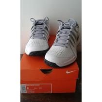 Zapatos De Tenis Nike Vapor Court Omni Talla 8 Nuevos