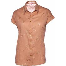 Camisa Feminina Naty Em Lese - Pimenta Rosada
