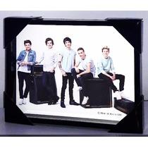 One Direction Cuadro Lenticular 3d De Coleccion 2014