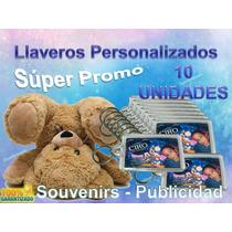 Llaveros Personalizados Souvenirs Bautismo Publicidad