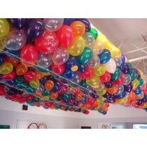 Red P/globos 1,50 X 1 Mts Mejor Precio Oferta Globo Fun!!!
