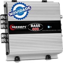 Módulo Amplificador Taramps 400 Bass 400w Rms 1 Canal