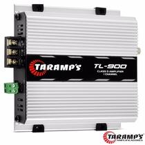 Amplificador Taramps Tl 900 1 Canal Full Rango 300 Watts Rms