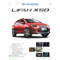 Lifan X50 Ley 13.102 Machi Automotora