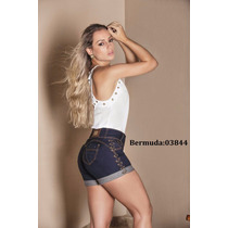 Bermuda Empório Set Jeans