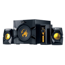 Parlantes Gamer Genius Gx Sw-g2.1 3000 2.1 Subwoofer 70w Rms