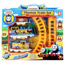 Trem E Trilhos Do Thomas