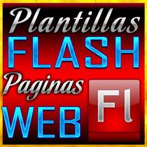 Plantillas Flash Para Paginas Web Editables Y Animadas