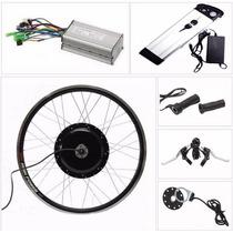Kit Motor Elétrico Para Bicicleta Aro 26 -350 Wts