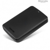 Oferta Hd Externo Toshiba Canvio Basics 2tb Usb Frete Grátis